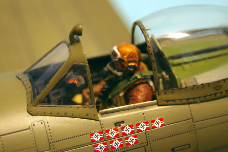 Vintage Fighter Series 1/24 P-47 Thunderbolt | Large Scale ...