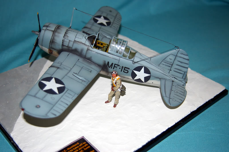1/32 Czech Models F2A-3 Brewster Buffalo | Large Scale Planes