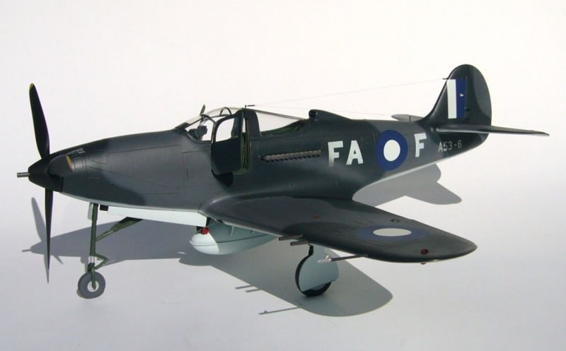 Special Hobby 1 32nd Bell P 39 Airacobra Of The Royal