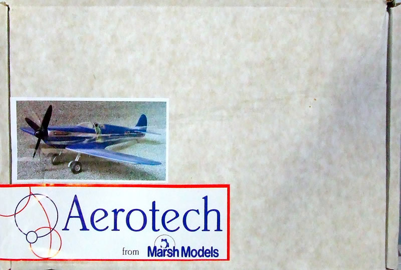 Aerotech is the aircraft model brand of Marsh Models out of the UK. Their specialty is 1/32 classic racing aircraft in resin and the Speed Spitfire is ... & Aerotech AT32018: 1/32 Speed Spitfire Type 323 | Large Scale Planes
