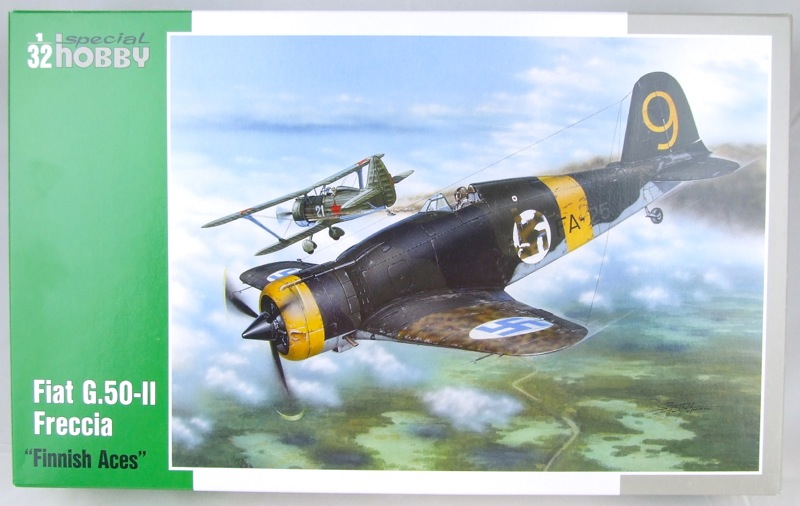 Special Hobby 1 32 Fiat G 50 Ii Freccia Quot Finnish Aces