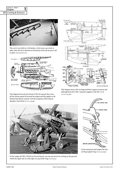 Valiant Wings Publishing Airframe Miniature No.2 The Hawker Typhoon 2nd Edition