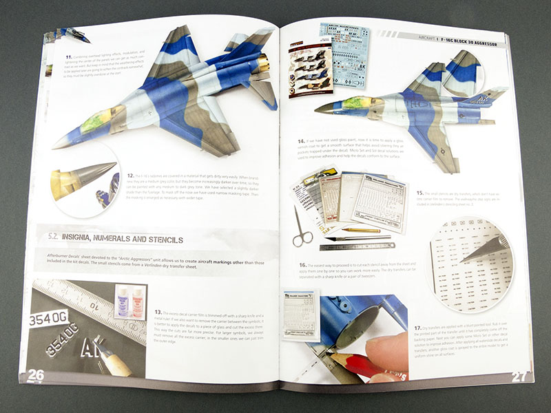 AMMO of Mig Jimenez Encyclopedia of Aircraft Modelling Techniques Volume 5:  Final Steps | Large Scale Planes