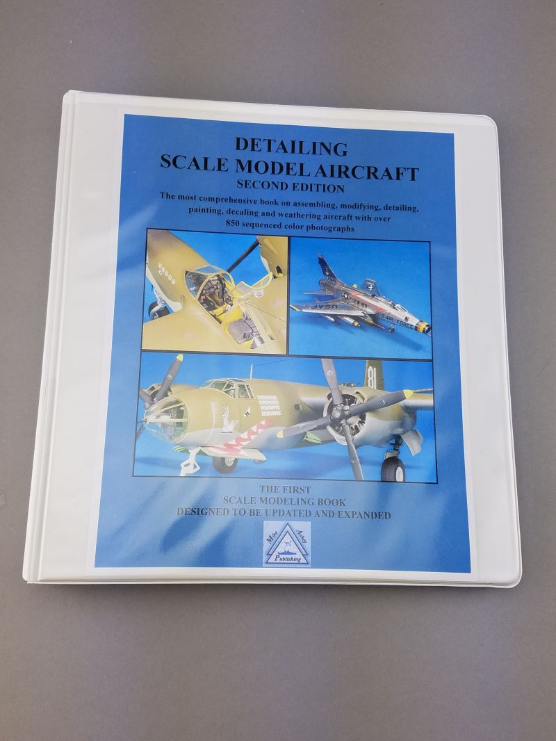 Mike Ashey Publishing Detailing Scale Model Aircraft, Second