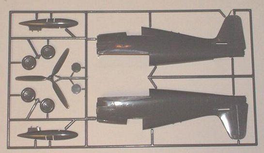 Hasegawa F6f3  5 Hellcat