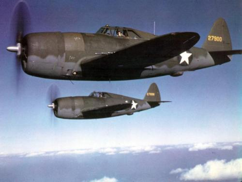 Trumpeter 02262: 1/32 Republic P-47 Thunderbolt | Large Scale Planes