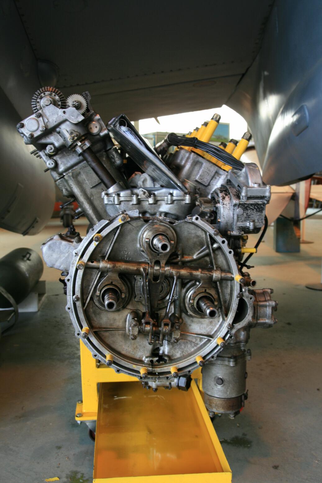 Rolls Royce Merlin 25 Large Scale Planes